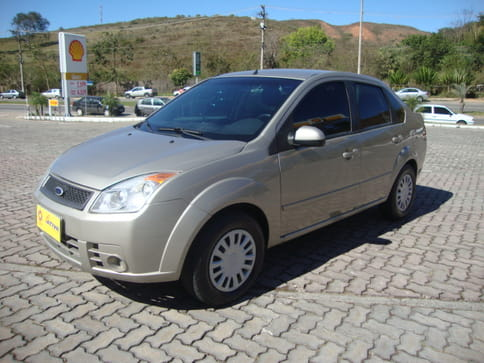2008 ford fiesta sedan 1.6