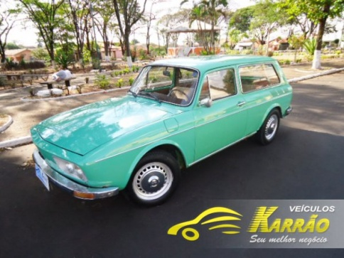 1977 volkswagen variant