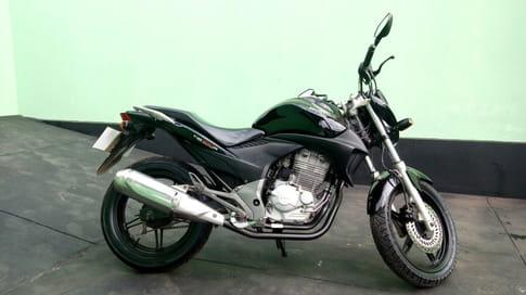 2010 honda cb 300r