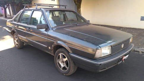 1990 volkswagen santana 1.8 mi  4p