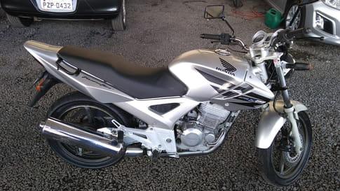2007 honda cbx 250 twister