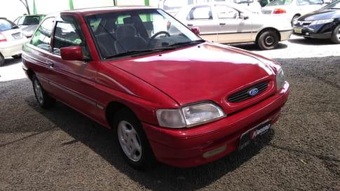 1996 ford escort glx 1.8 i  2p