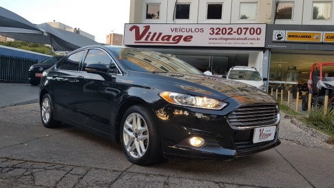 2013 ford fusion 2.5