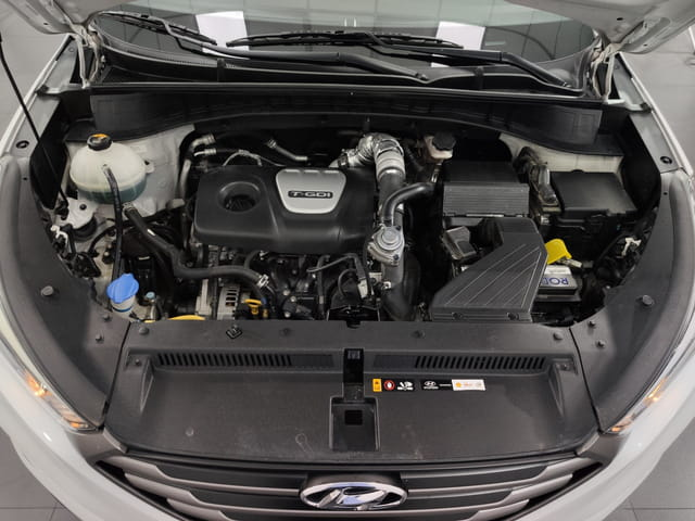 hyundai tucson 1.6 turbo gl