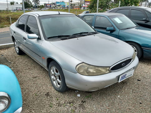 1997 ford mondeo sedan ghia 2.0 16v 4p