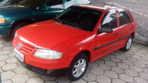 2006 volkswagen gol 1.6 power