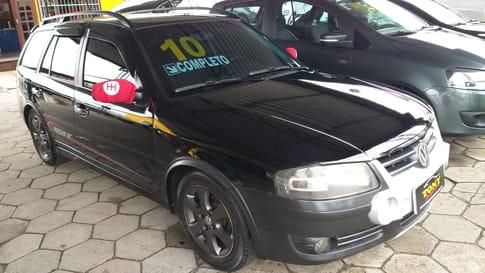 2010 volkswagen parati surf 1.6 4p