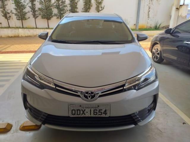 Image Toyota corolla altis automatico flex 2018
