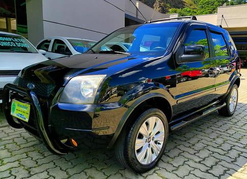 2007 ford ecosport xlt 2.0 16v 4p