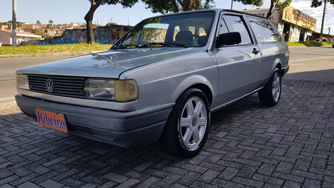 1995 VOLKSWAGEN PARATI CL 1.8 2P