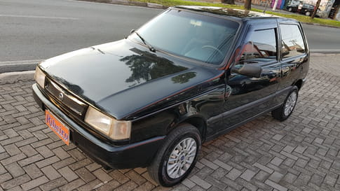 1995 FIAT UNO MILLE ELETRONIC 1.0 2P