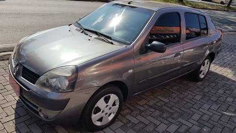 2006 renault clio sedan expression 1.6 16v basico
