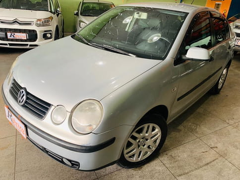 2004 volkswagen polo sedan 1.6 8v