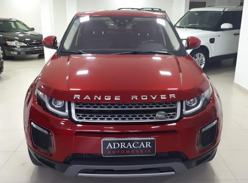 2016 land rover evoque 2.2 se 4wd 16v diesel 4p automatico