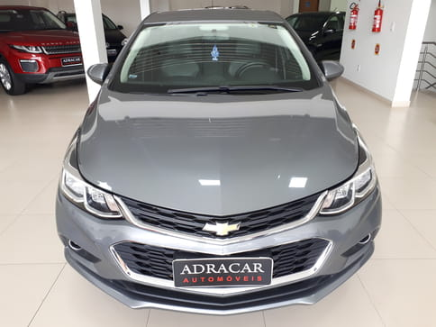 2017 chevrolet cruze 1.4 turbo lt 16v flex 4p aut