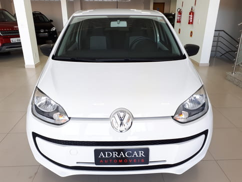 2015 volkswagen up! take 1.0l mpi total flex mec. 2p