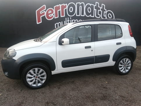 2011 fiat uno way 1.0 8v (flex) 4p