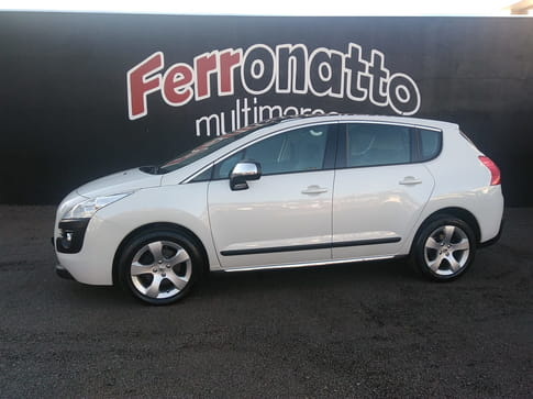 2012 peugeot 3008 griffe 1.6 turbo