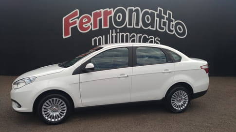2017 fiat grand siena attractive 1.4 8v