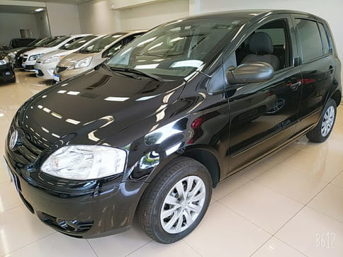 2007 volkswagen fox 1.0