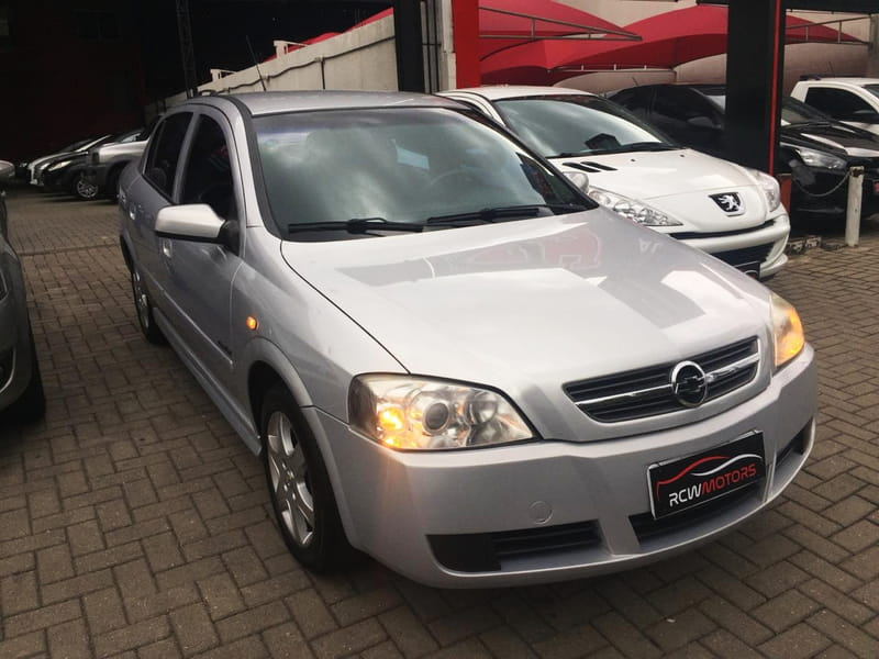 CHEVROLET ASTRA SEDAN FLEXPOWER(Comfort) 2.0 8v 4p