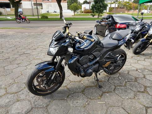 2012 KAWASAKI Z 750 ABS