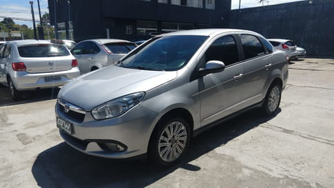 FIAT GRAND SIENA ESSENCE 1.6 16V FLEX MEC.