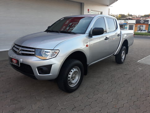 2016 mitsubishi l200 triton 3.2 gl 4x4 cd 16v turbo intercoler diesel 4p manual