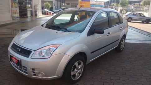2008 ford fiesta sedan flex first 4p