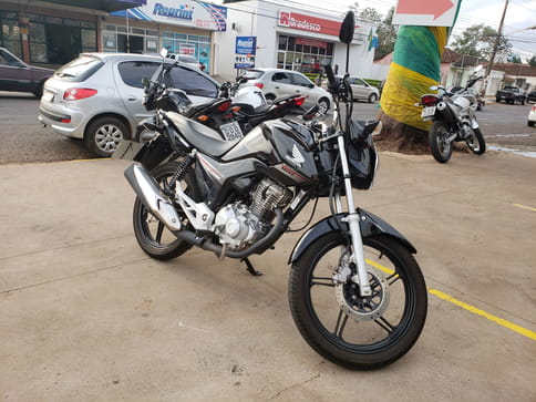 2016 honda cg fan 160 esdi
