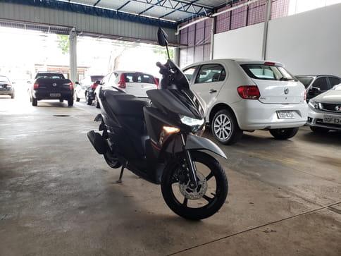2018 yamaha neo aut 125cc