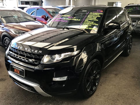 LAND ROVER RANGE ROVER EVOQUE DYNAMIC TECH 2.0 AUT 5P