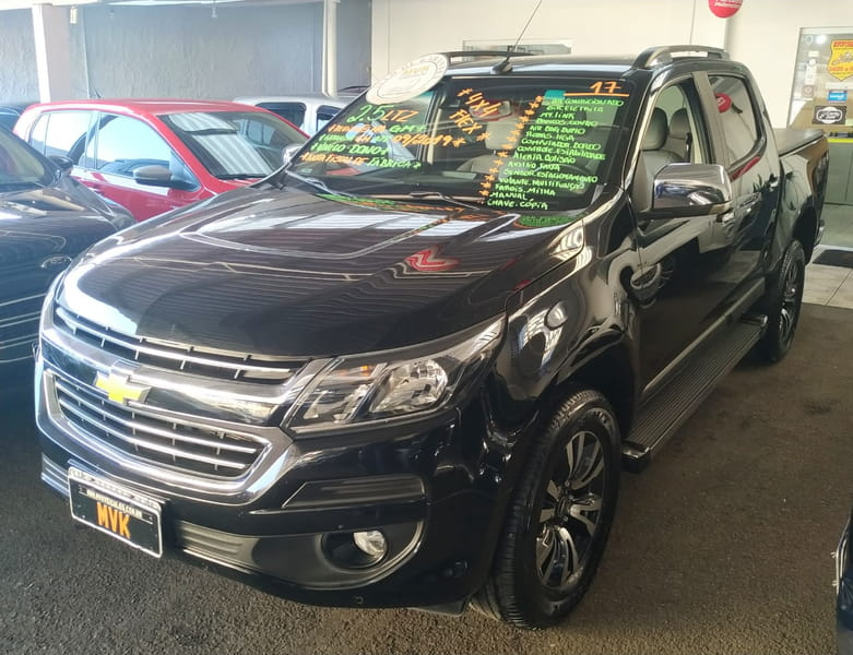 CHEVROLET S10 LTZ 2.5 FLEXPOWER 4X4
