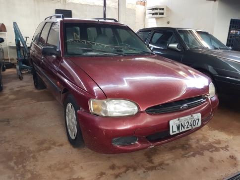 1997 ford escort glx 1.8mpi 16v 4p