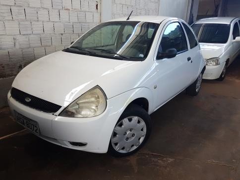 2003 ford ka gl 1.0mpi 2p
