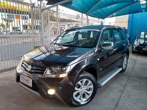 SUZUKI GRAND VITARA 2.0 LIMITED EDITION 2WD AUT
