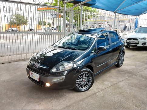 FIAT PUNTO SPORTING SKYDOME 1.8 8V(FLEX) 4P