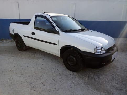 2001 chevrolet corsa pick-up st 1.6 mpfi 2p