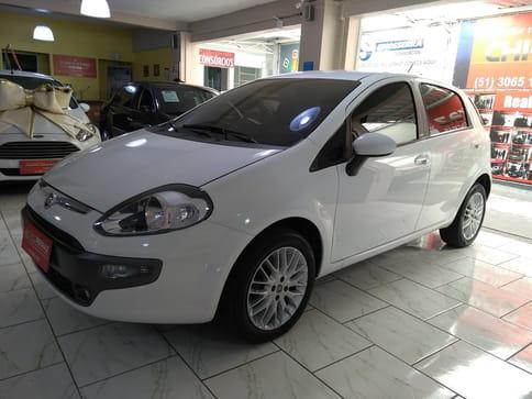 2013 FIAT PUNTO ESSENCE 1.6 16V FLEX MEC.