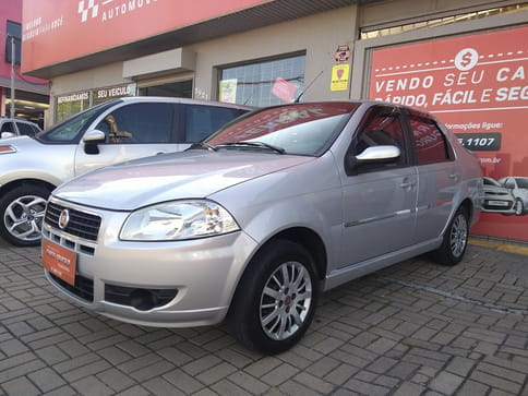 2010 FIAT SIENA EL