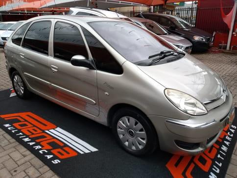 2008 citroen xsara picasso exclusive 2.0 16v 4p aut.