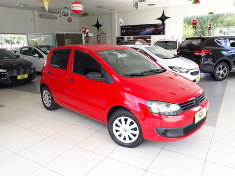 VOLKSWAGEN FOX 1.0 MI 8V TOTAL FLEX 4P