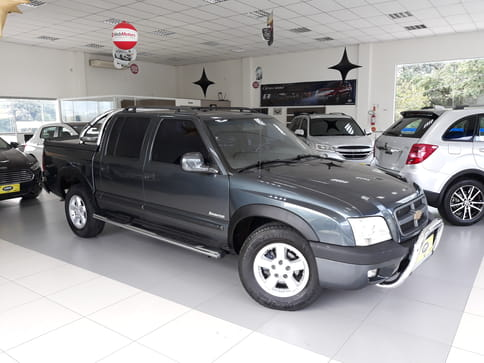 CHEVROLET S-10 PICK-UP ADVANTAGE(C.Dup) 4X2 2.4 8v 4P