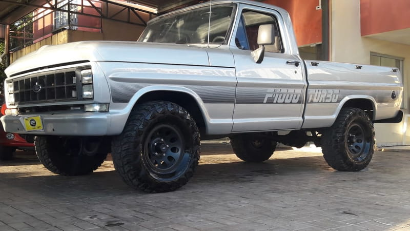 FORD F-1000 S