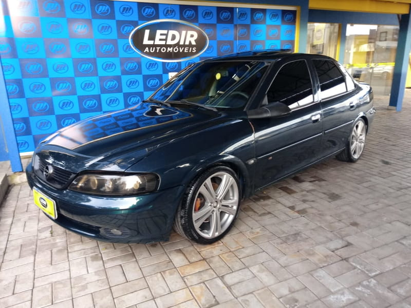 CHEVROLET VECTRA CD 2.2 MPFI 16v 4P
