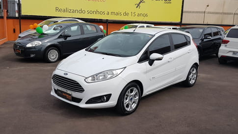 FORD FIESTA HA 1.6L SE