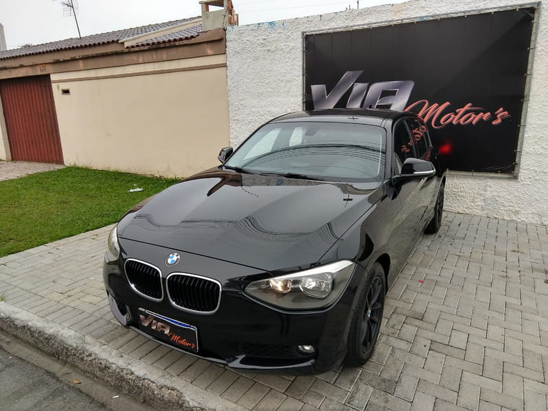 BMW 118 Sport 1,6 TB 16V 170cv