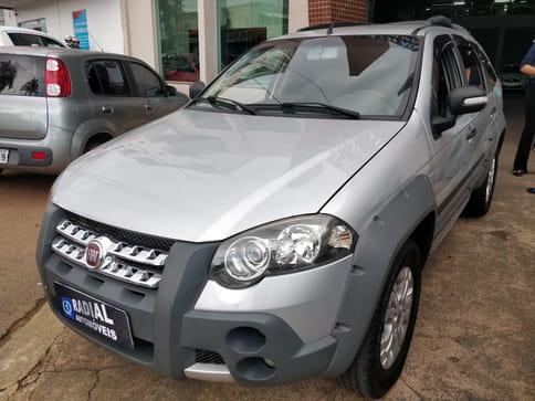 2010 FIAT PALIO WEEKEND ADVENTURE 1.8 16V