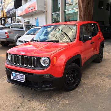 2016 jeep renegade 1.8 at
