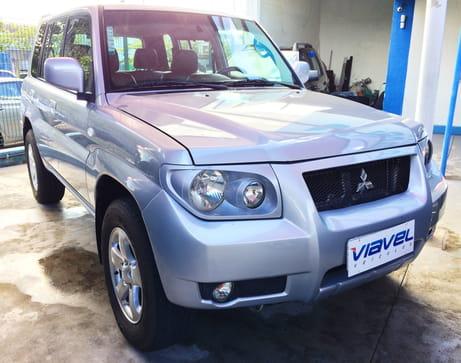 2009 mitsubishi pajero tr4 4x4 2.0 16v aut.